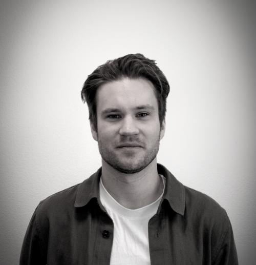 Joakim Holmer: Digital designer på Spajder