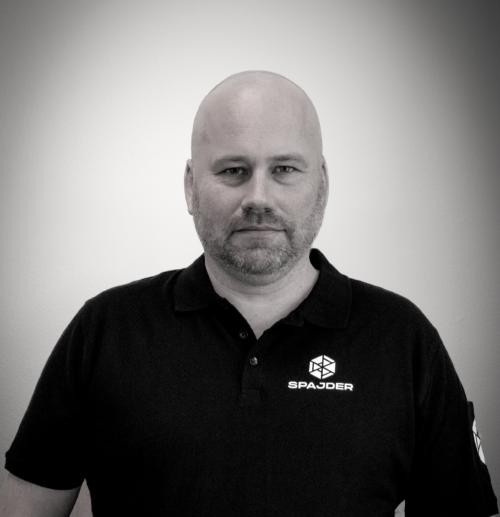 Johnny Persson: Digital analytiker på Spajder